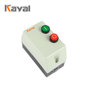 KAYAL High quality magnetic starter have switch