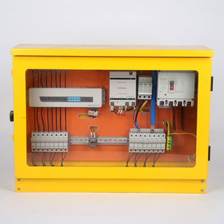 Professional Solar Energy PV Array Combiner Box